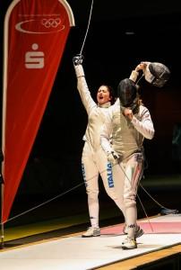 2015-10-31 - FIE Weltcupturnier-Siegerin Camilla Rivano